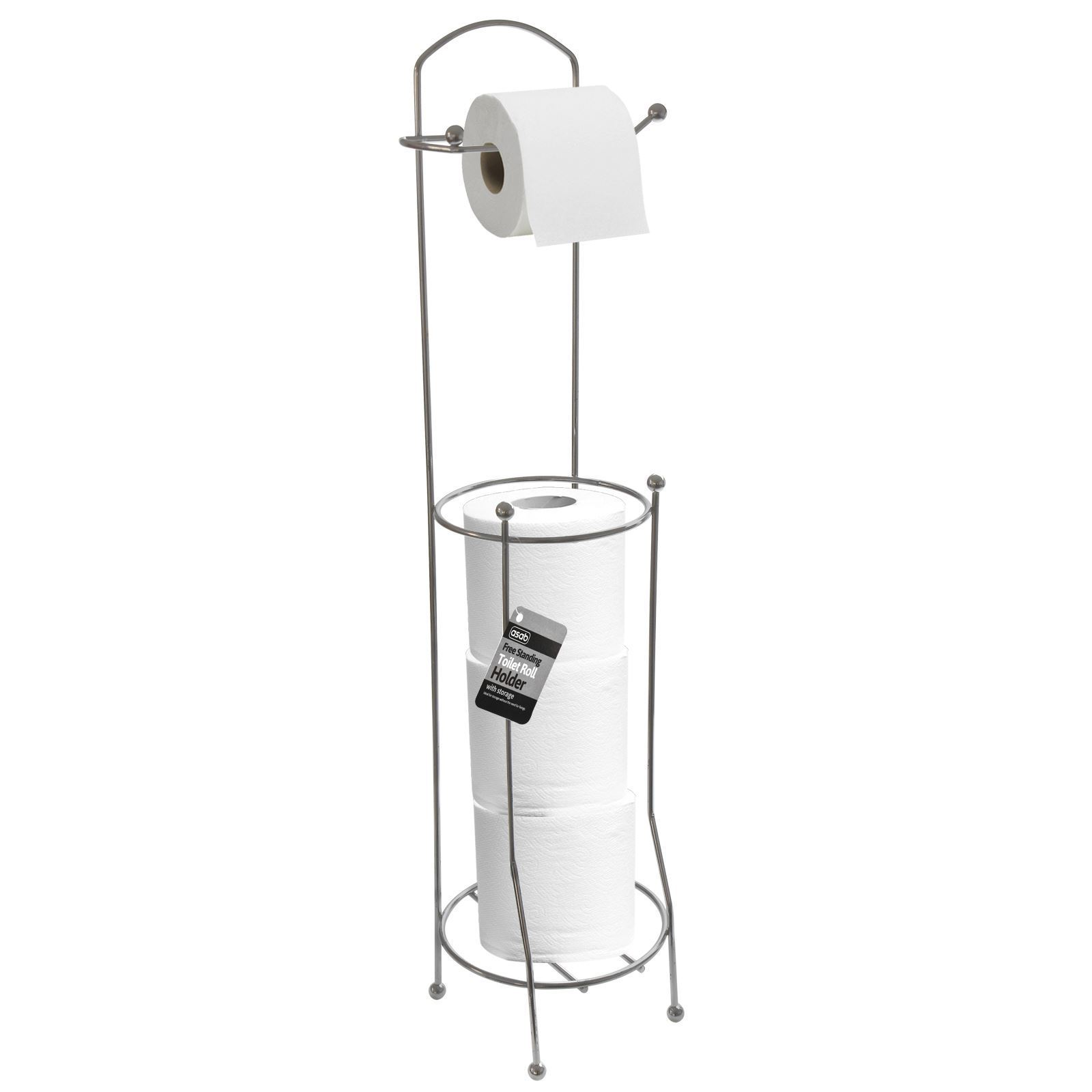 Toilet Roll Holder Wowzooma